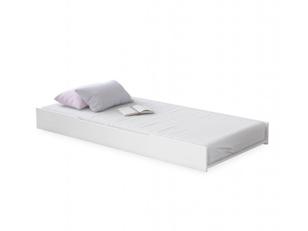 vysouvaci postel rustik