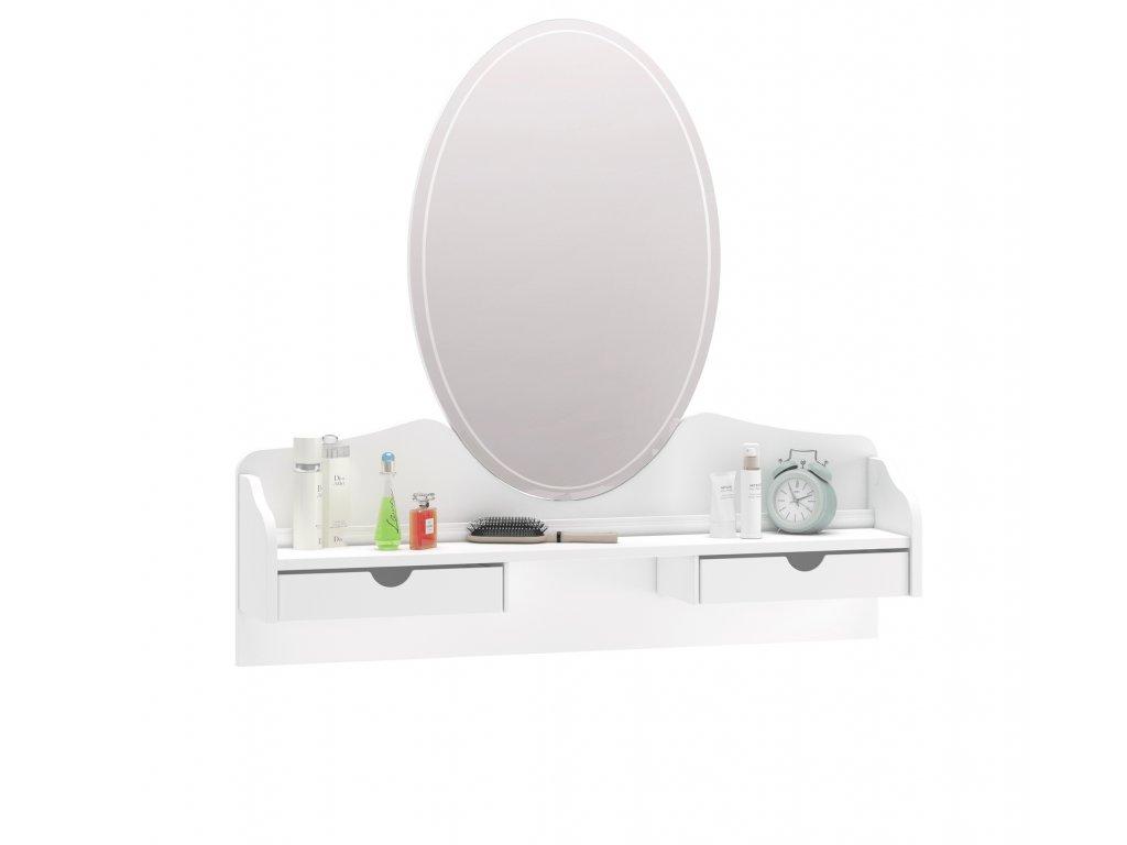 zrcadlo na komodu rustik