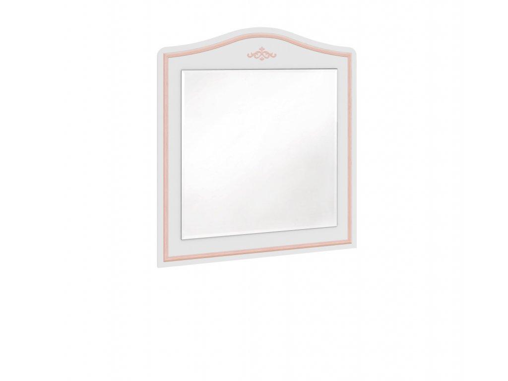 zrcadlo na komodu selena pink
