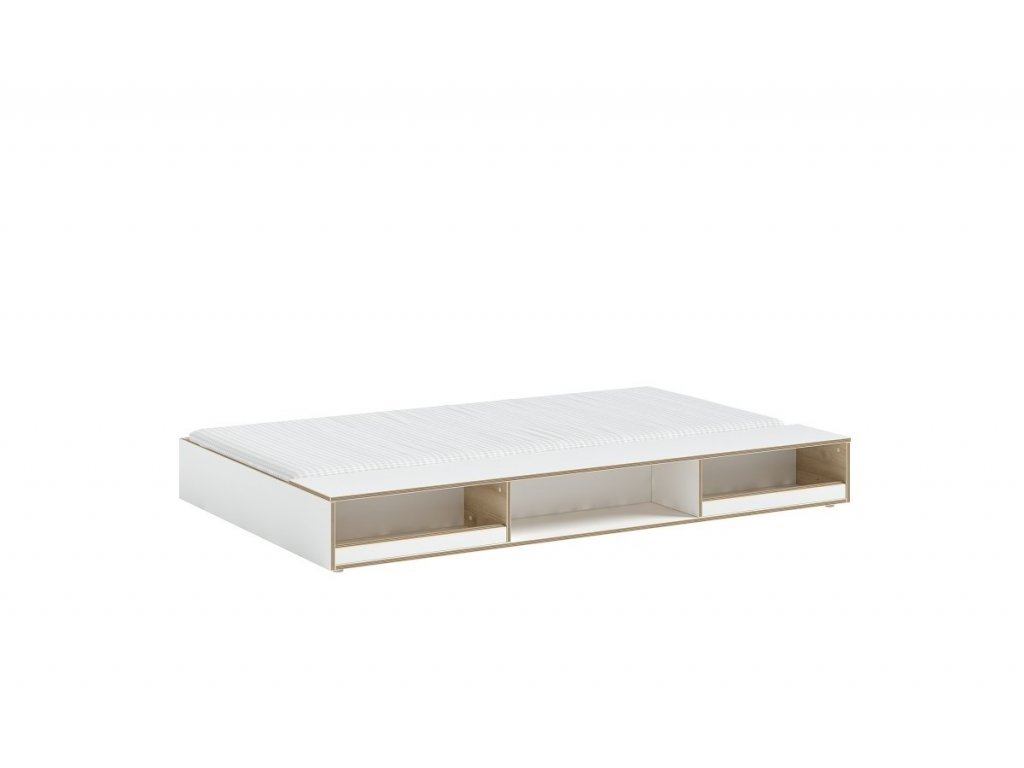 suplik pod postel s taburety modera
