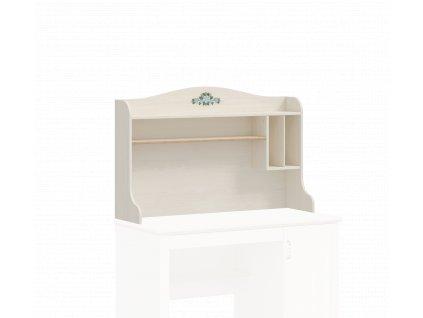 Nástavec na písací stôl Flora