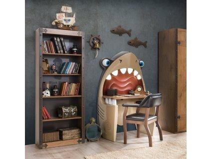 Detská knižnica Black Pirate