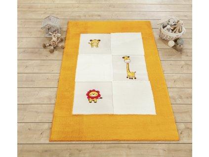 Detský koberec Cute Animals 120x180 cm