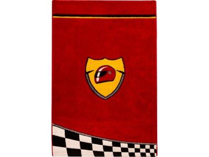 Dětský koberec Champion Racer 133x190 cm