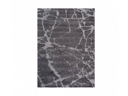 Koberec Dark Metal 135x200 cm