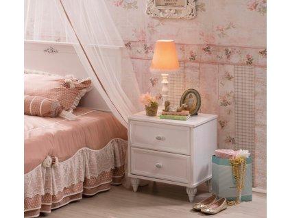 Nočný stolík Romantica