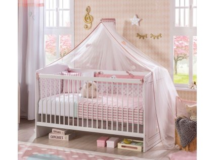 Detská postieľka 70x140 cm Selena Baby