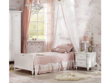 detska postel 100x200 romantica