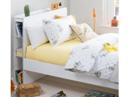 povleceni na detskou postel slide