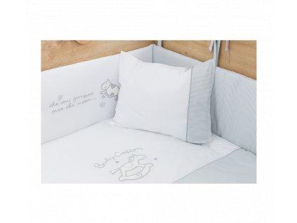 textilie baby cotton na postylku