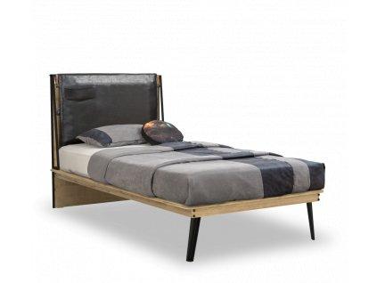 studentska postel 120x200cm