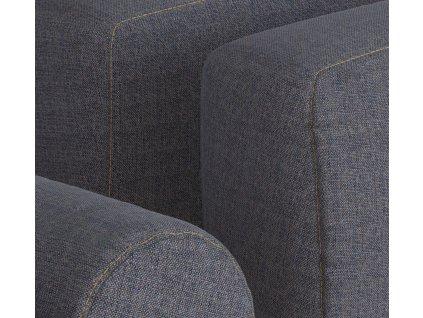 calouneni modra sedacka