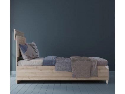 postel s uloznym prostorem duo