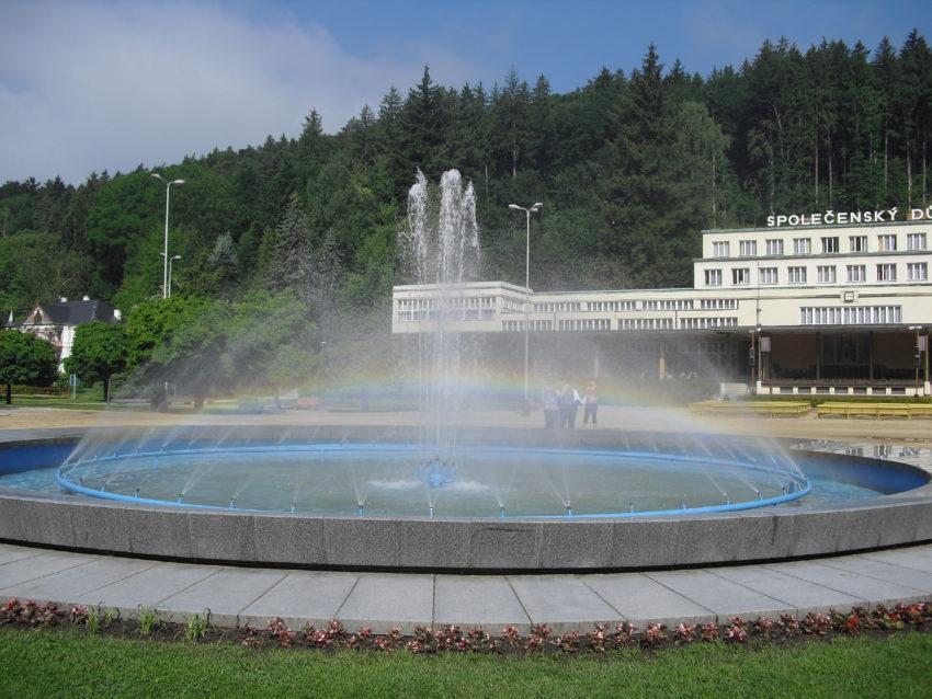 Okouzlující lázně Luhačovice