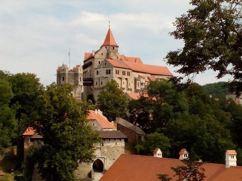 Hrad Pernštejn – impozantní gotický skvost