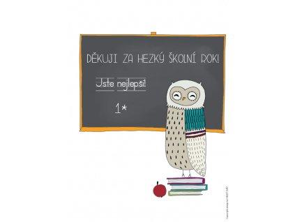školní sova