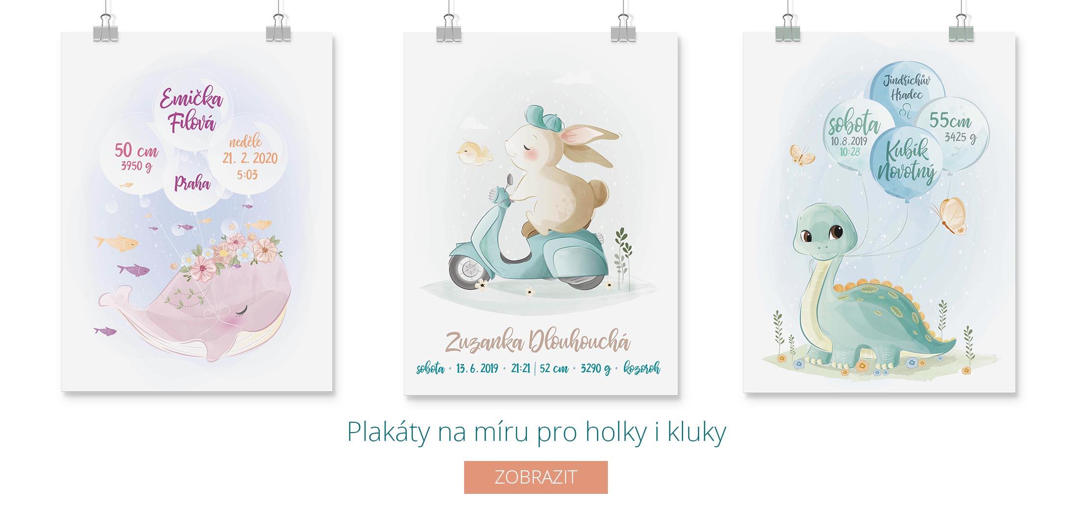 Plakáty na míru