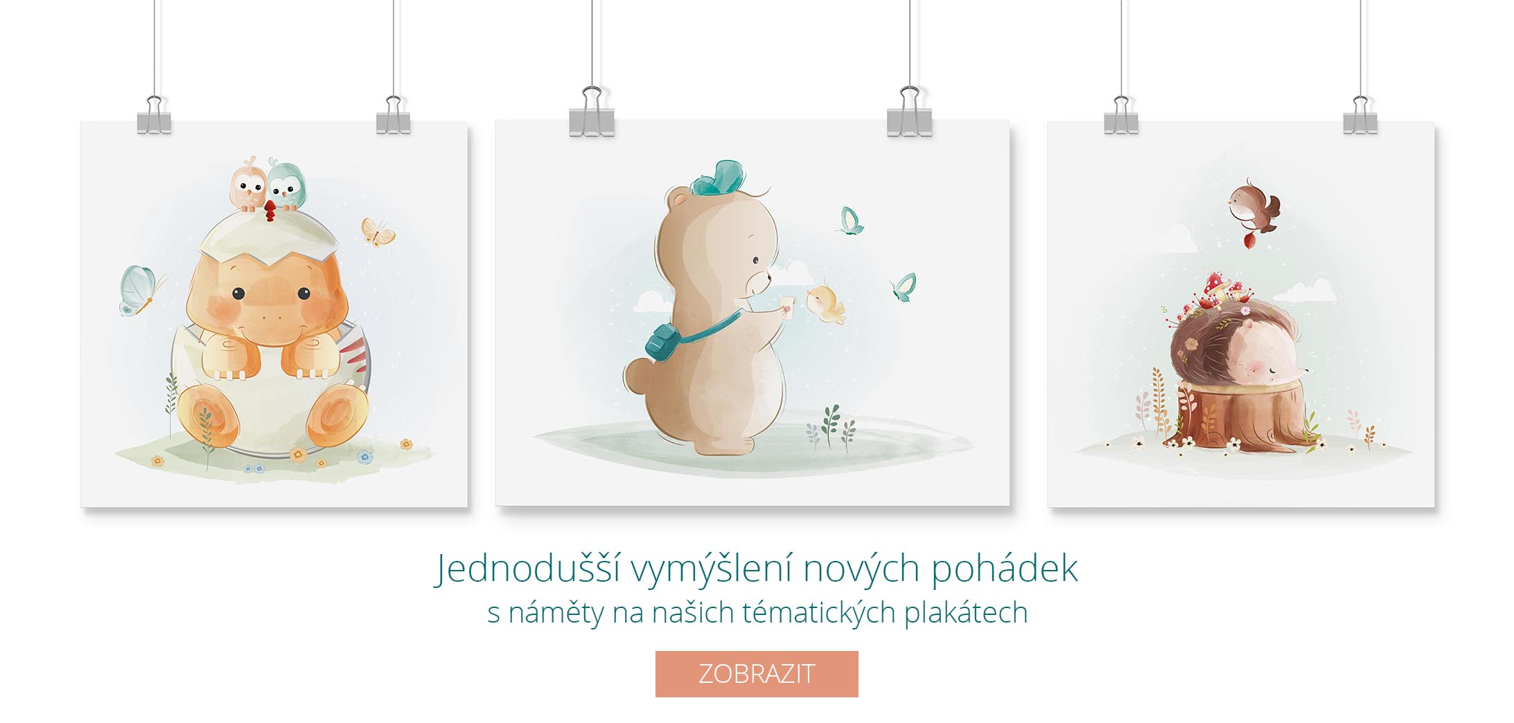 Tématické plakáty