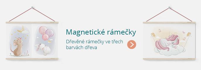 Magnetické rámečky