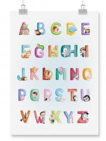 poster wall mockup eshop abeceda