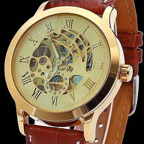 Pánské hodinky s velkým ciferníkem