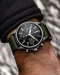 Jak nosit hodinky