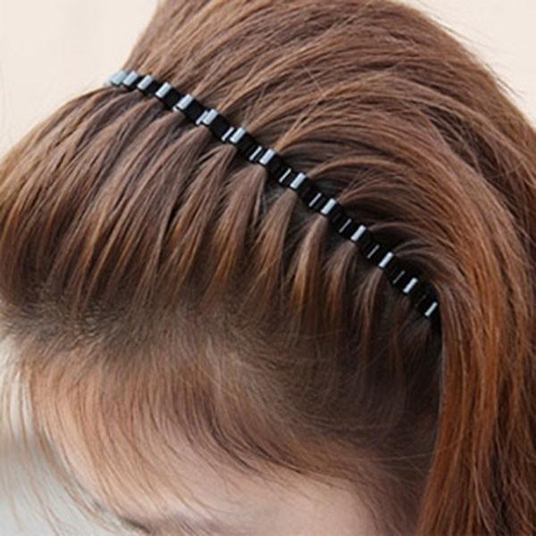 Ozdoby do vlasů aneb jak na neposlušné vlasy