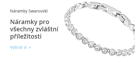 Náramky s krystaly Swarovski