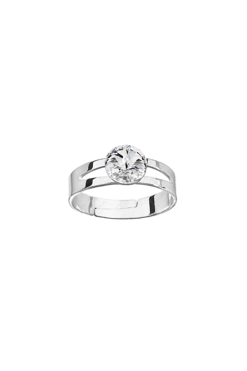 Zásnubní prsten Swarovski