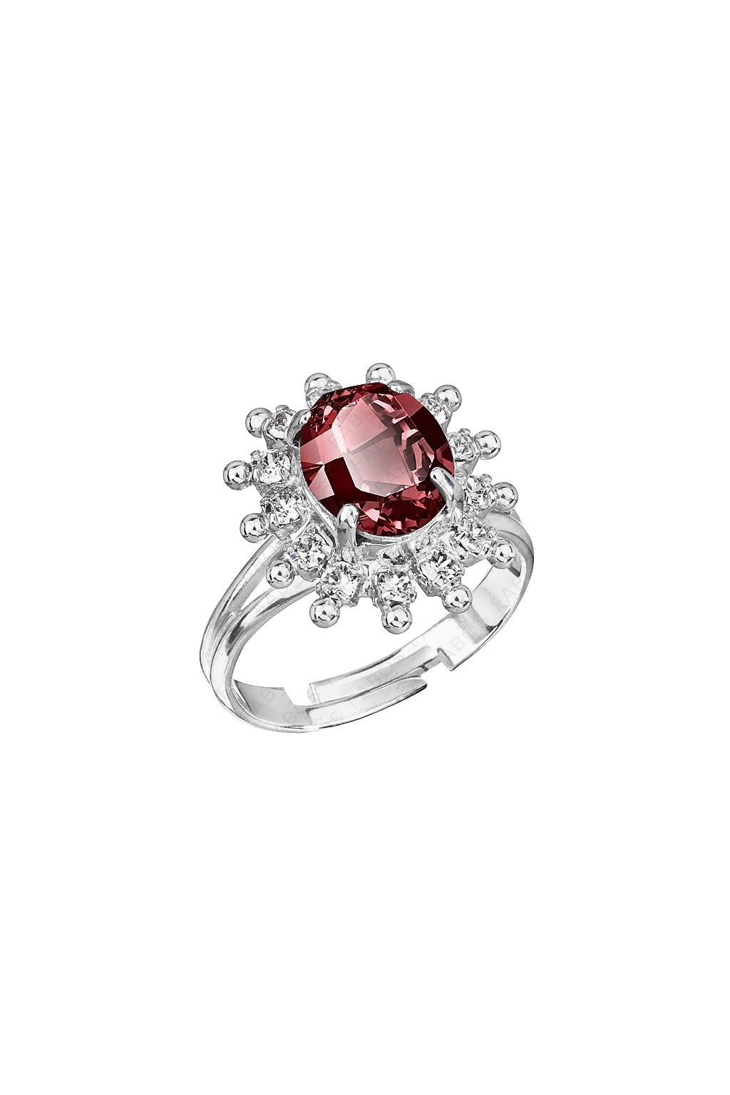 Prsten s měsíčním kamenem
