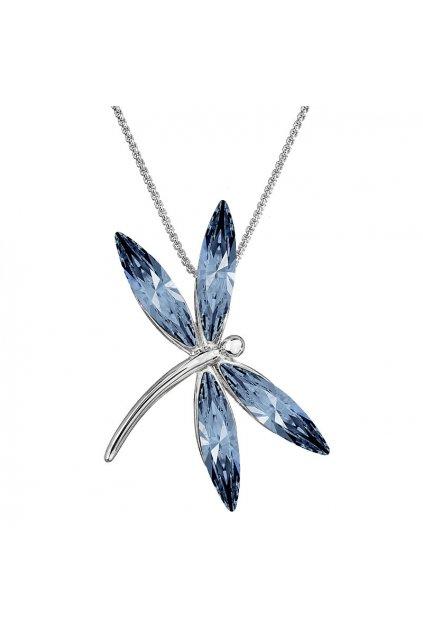 Swarovski náhrdelník dámský s vážkou