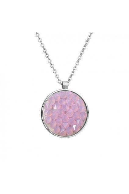 Náhrdelník Crystal rocks Rose Opal SWAROVSKI