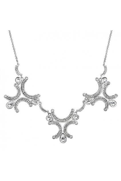 Náhrdelník Luxury Oblouk Crystal Swarovski