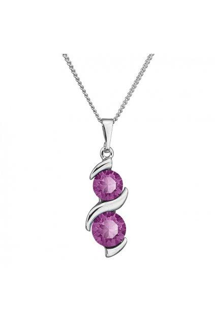 Perlový náhrdelník bižuterie