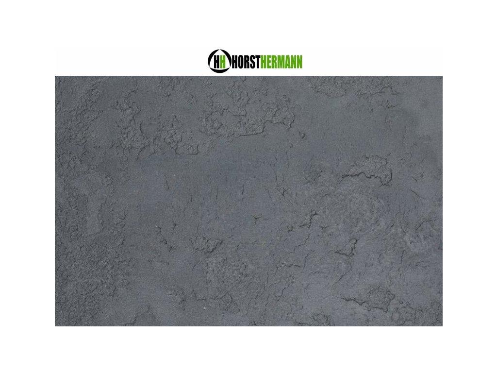 betonova sterka tmave seda