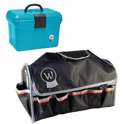 Boxy a tašky na čištění