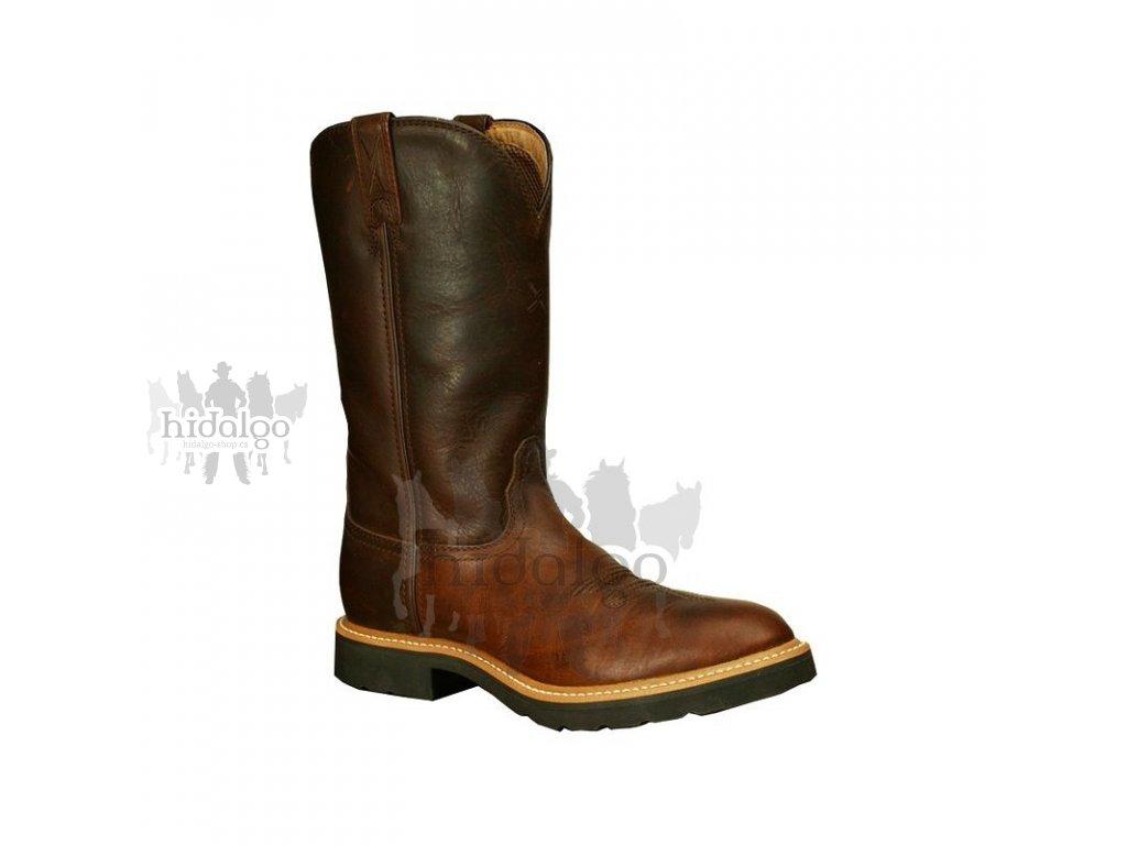 5e7e229feb41 Pánské westernové boty Twisted X Work Boot