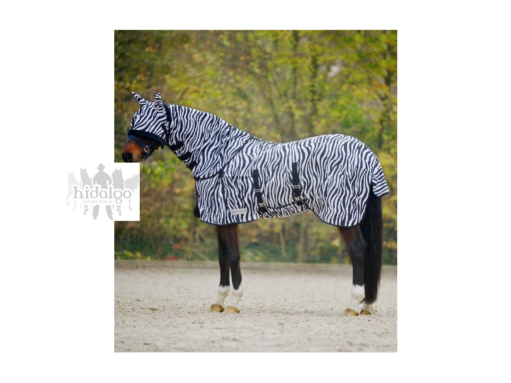Deka síťovaná Zebra Classic Waldhausen