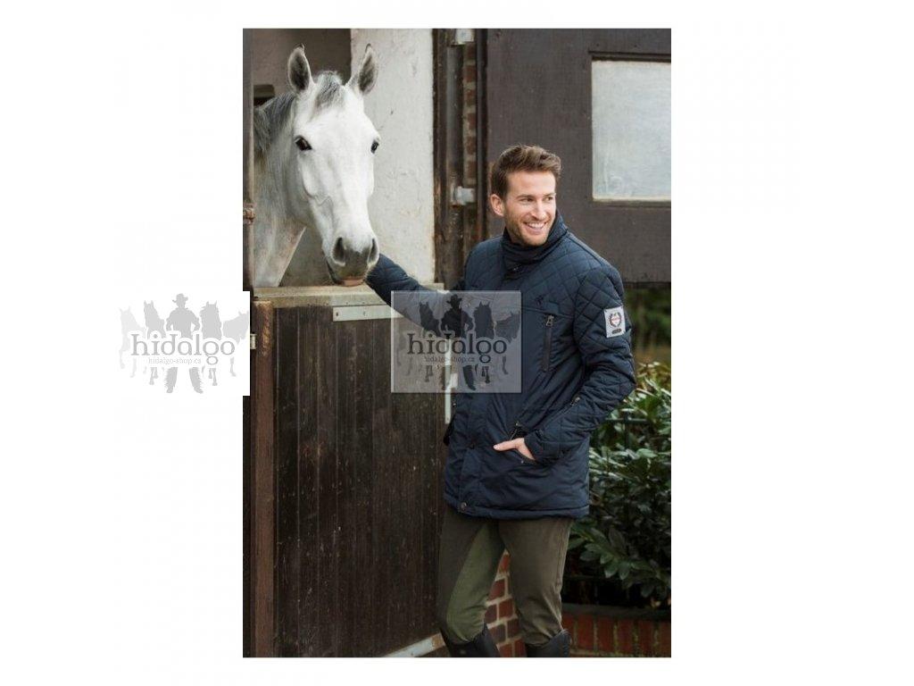 Jezdecká bunda pánská Kingston HKM vel. S