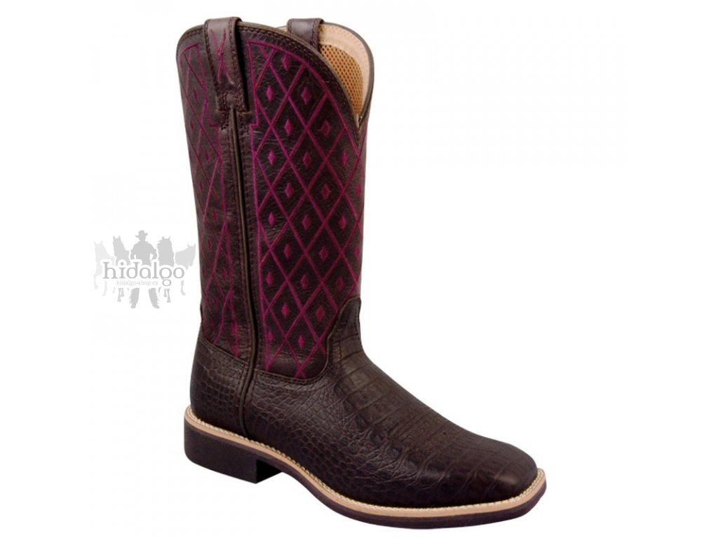 cowboy boot twisted x womens top hand