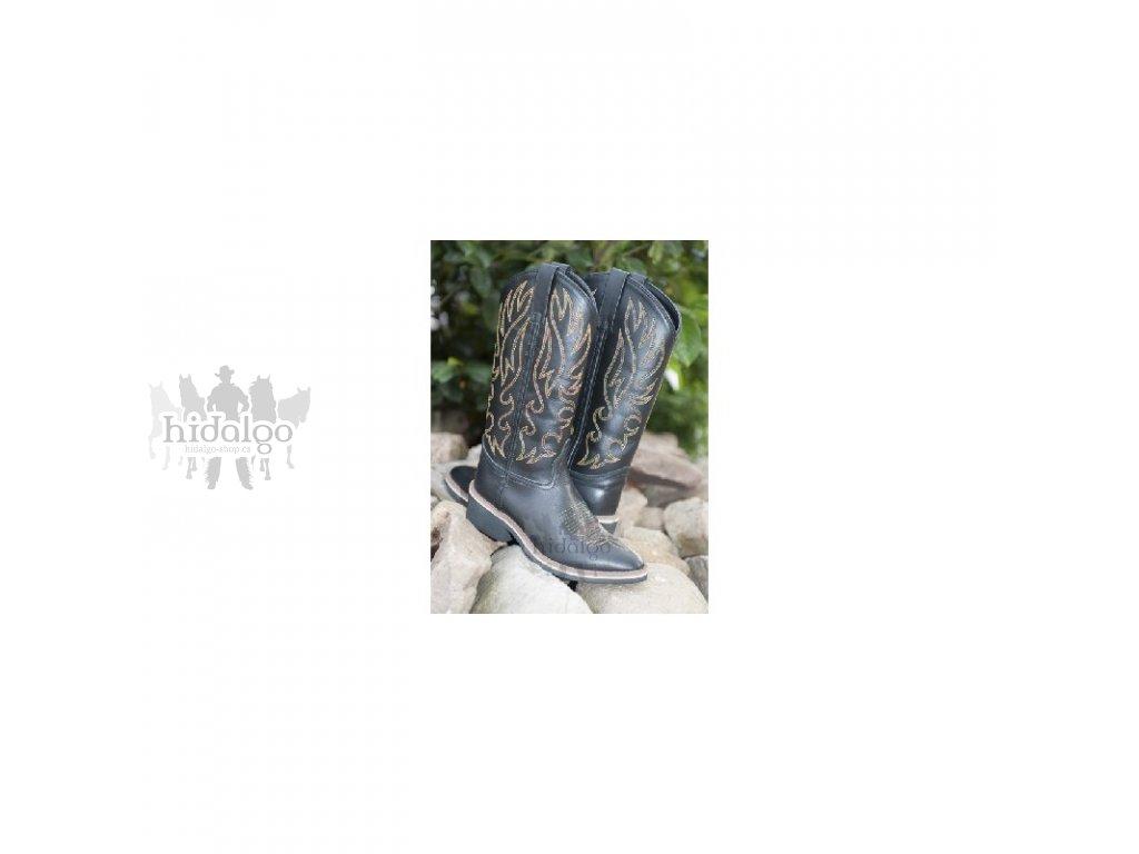 Westernové boty Montana HKM vel.39