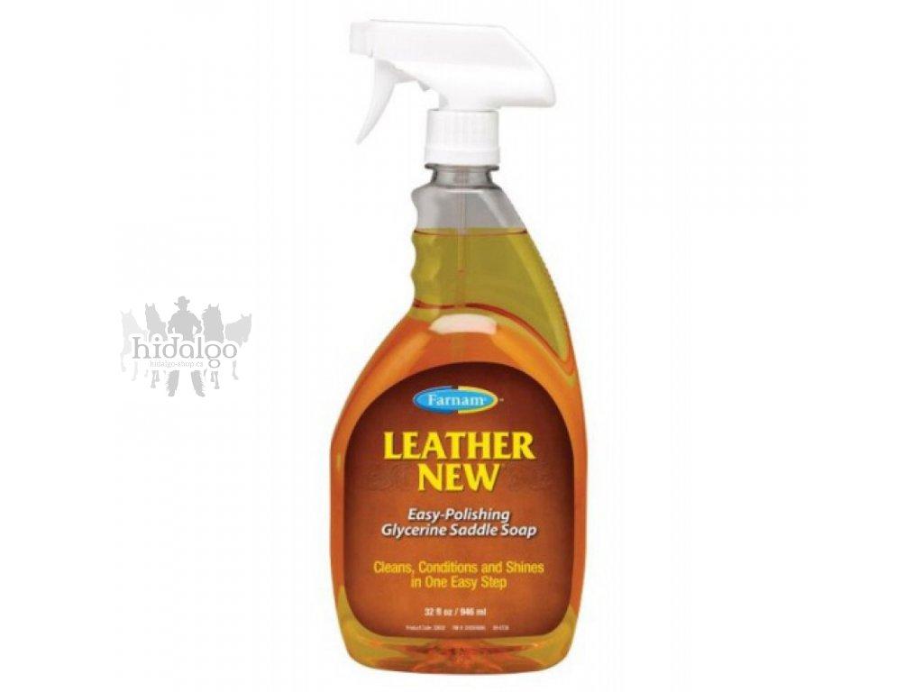 Leather New Glycerine Saddle Soap Farnam