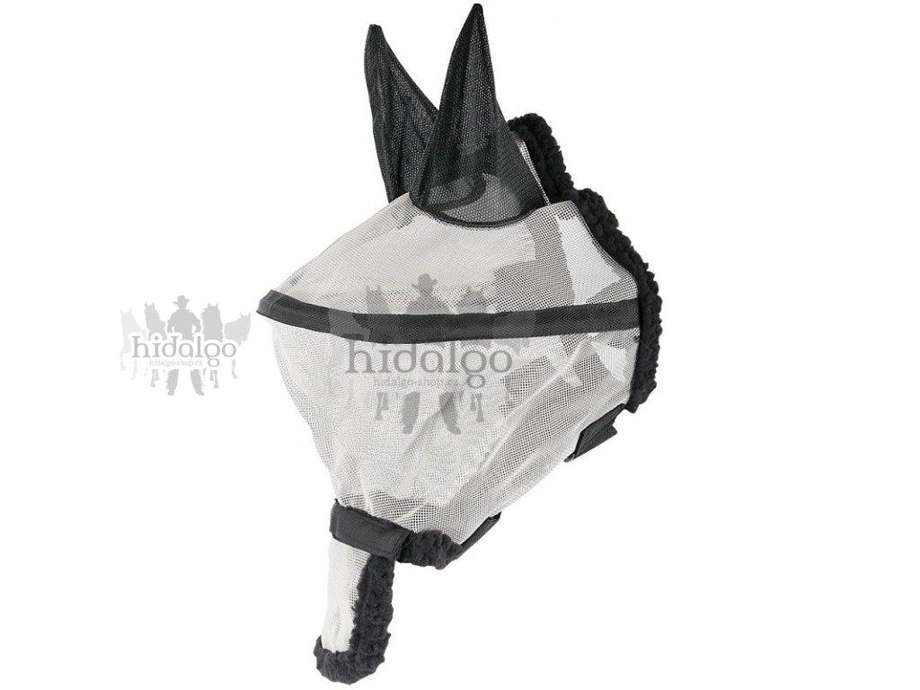 Maska s prodlouženým nosním dílem