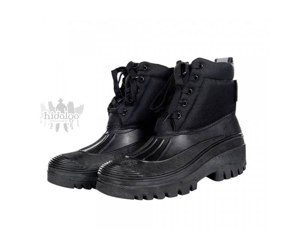 Thermo boty stájové Hamilton