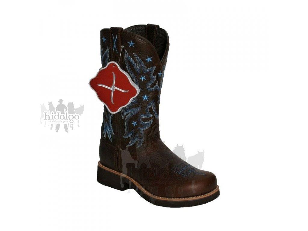 Dámské westernové boty Twisted X Barn Burner