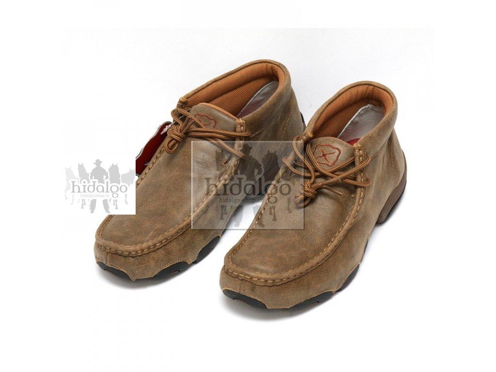Pánské westernové boty Twisted X Driving Mocs  2358ce8a88