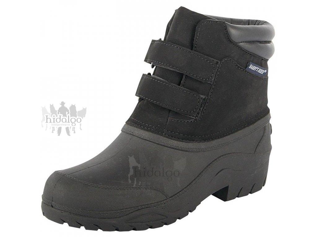 Stájové boty Flock