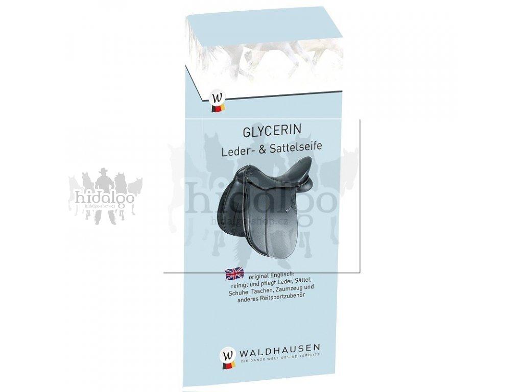 Glycerinové mýdlo na sedla a kožené výrobky 250gr.