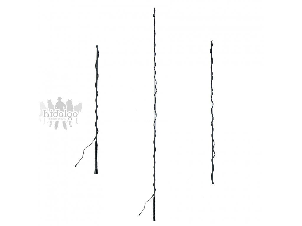 Lonžovací bič dvoudílný
