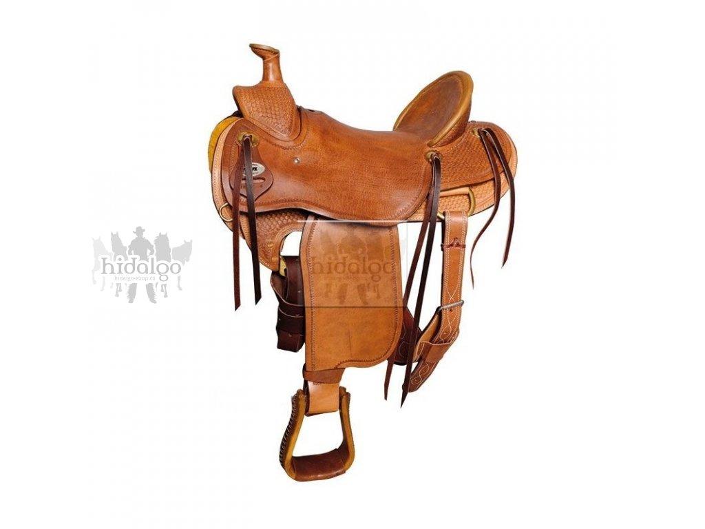 Westernové sedlo Ranchero